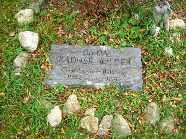Gilda Radner - in.pinterest.com