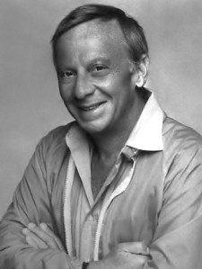 Portrait of Actor Norman Fell